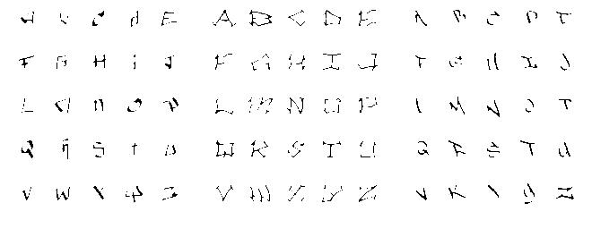 letras y numeros de graffiti