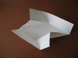 Image: dados de papel