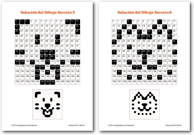 Juegos De Lectura De Números Juegos Matemáticos Para Niños