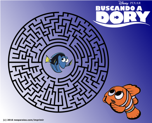 Juegos de Buscando a Dory