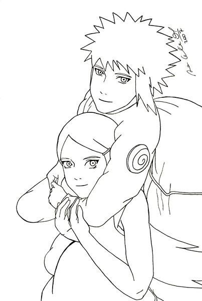 Dibujos De Naruto Para Colorear